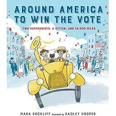 Around America to Win the Vote cover