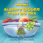 Albert's Bigger than Big Idea cover