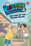The Case of the Missing Moose cover
